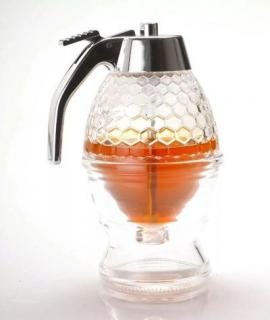 Beautiful Honey Dispenser