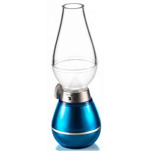 Blow On Off Rechargeable Retro Lamp