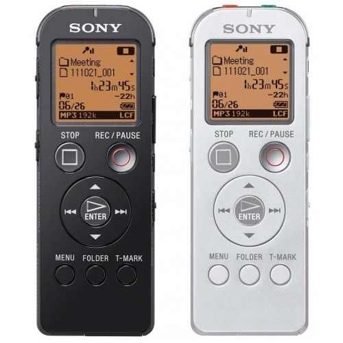 Sony ICD-UX523F Digital Flash Voice Recorder