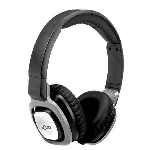 Loud HPM 550 Go Pro-Sound High Def Stereo Headphones