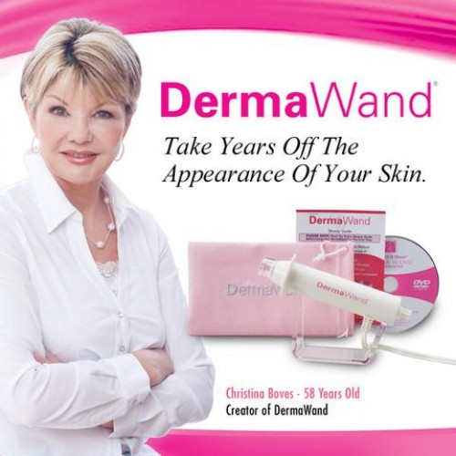 Dermawand (Taking Years Off The Appearance Of Your Skin)