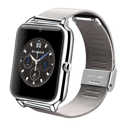 Smart iWatch Z60 Phone with Bluetooth