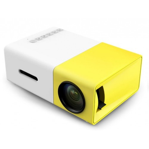 Portable Mini Pocket LED HD Projector