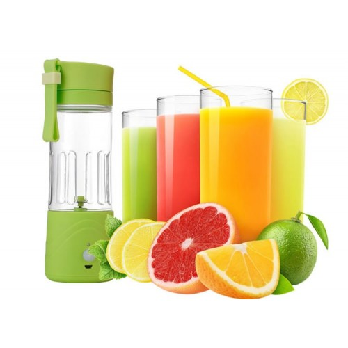 Portable Rechargeable Juicer Blender Bottle