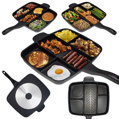 Masterpan Innovative Cookware