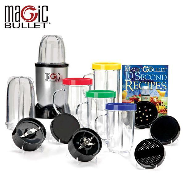 Kemei Magic Bullet 21 Piece Blender Set