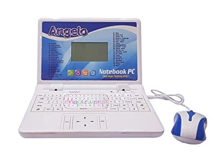 Angelo Slimline Notebook Toy For Kids