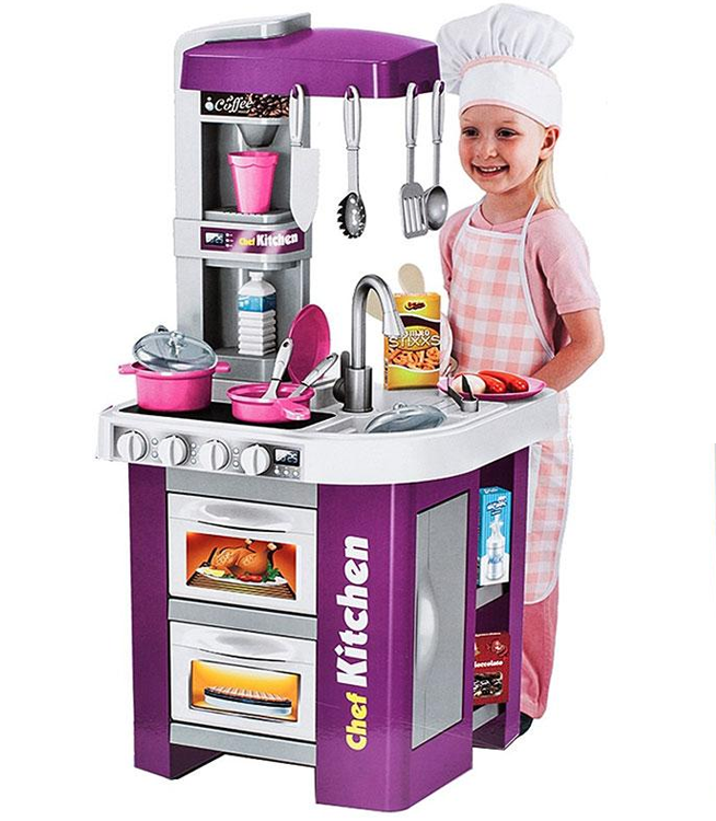 Talented Chef Kitchen Set 49 Pcs For Kids