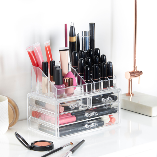 Cosmetics Organizer storage box