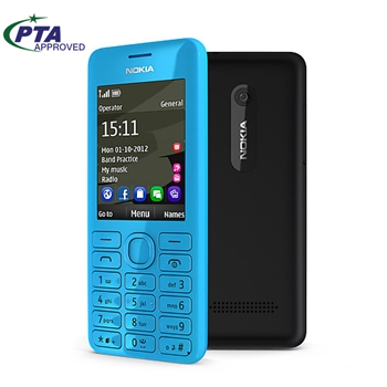 Nokia Asha 206 PTA approved