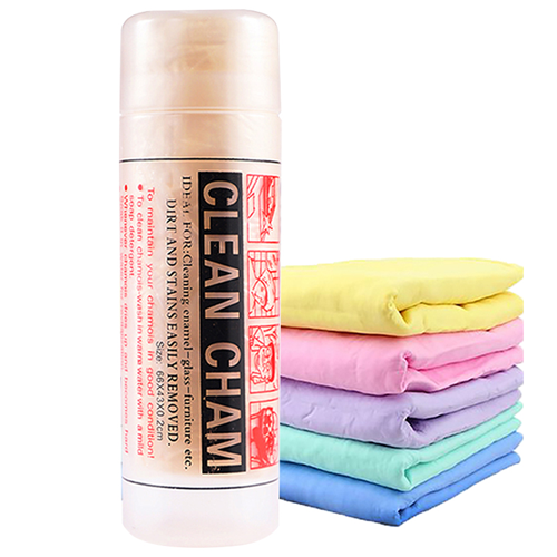 Clean Cham Synthetic Chamois Cleaning Towel