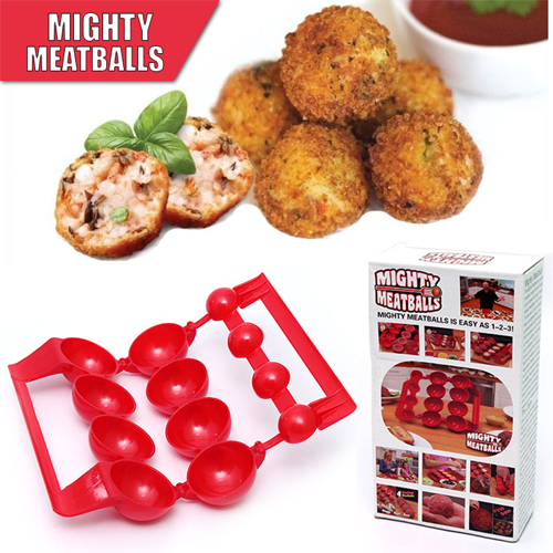 Mighty Meat Ball Maker