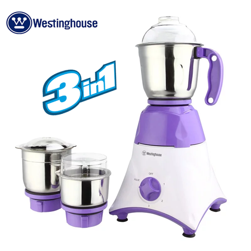 Westinghouse 3in1 Mixer Grinder  stainless WKMG-404