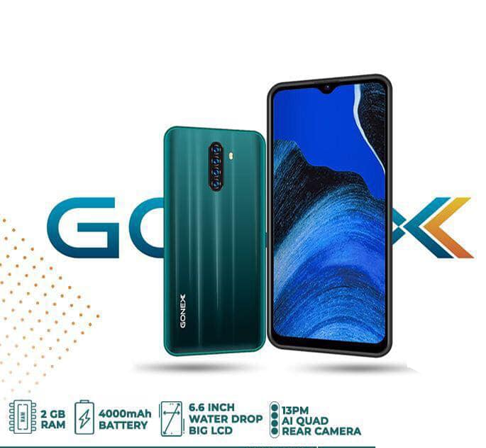 Gonex Pace2 (2GB RAM, 16GB ROM OFFICIAL WARRANTY