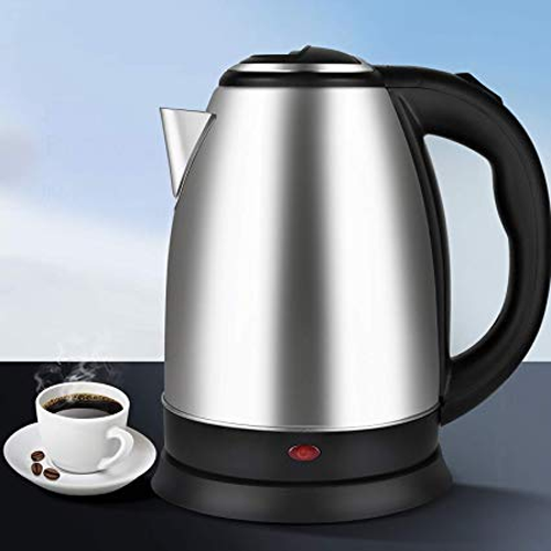 SCARLETT Electric Kettle Silver  Capacity  2 Liter