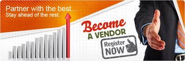 Become our Vendor